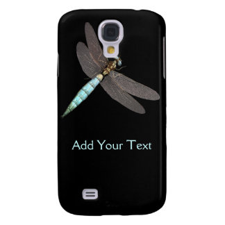 Dragonfly Monogram Business Galaxy S4 Cover