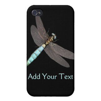 Dragonfly Monogram Business iPhone 4/4S Case