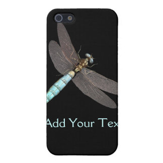 Dragonfly Monogram Business iPhone 5 Cover