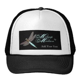 Dragonfly Monogram Business Trucker Hat