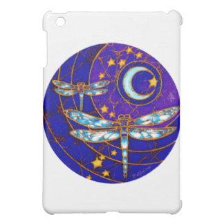 dragonfly moon iPad mini cover