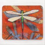 Dragonfly Mouse Mats