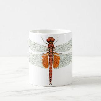 Dragonfly Mug Series III