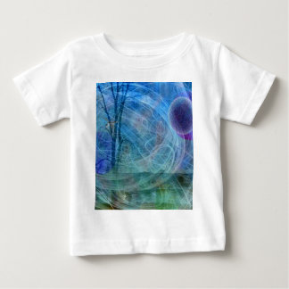 Dragonfly nature in motion baby T-Shirt