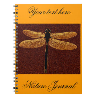 Dragonfly Nature Journal