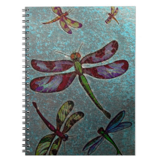 Dragonfly Notebook