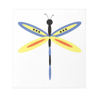 Dragonfly Notebook Memo Pads