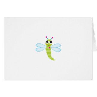 Dragonfly Notecard