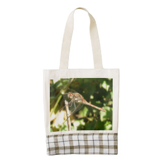 Dragonfly on a Twig Tote