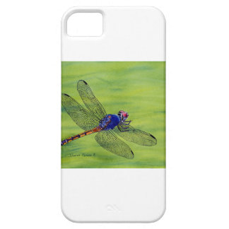 Dragonfly on Green iPad cover