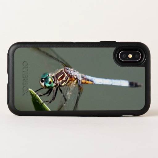 Dragonfly, Otterbox iPhone X Case.