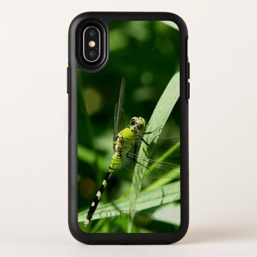 Dragonfly, Otterbox iPhone XS Case.