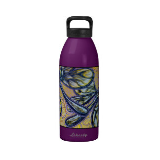 Dragonfly Pair Water Bottle