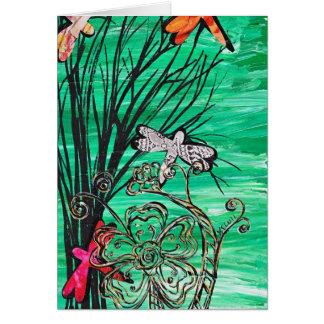 Dragonfly Park Card