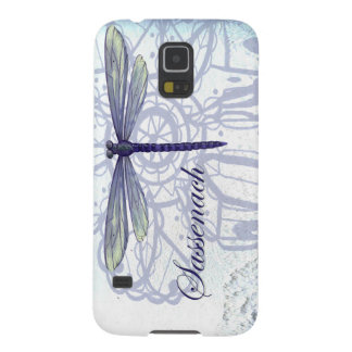 Dragonfly Phone Skin Galaxy S5 Cover