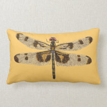 Dragonfly Pillow 2 different Dragonflies