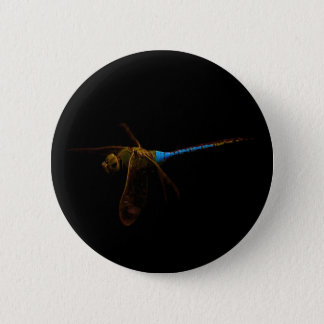 Dragonfly Pinback Button