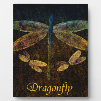 Dragonfly Display Plaques