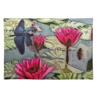 Dragonfly Pond Placemat