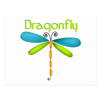 Dragonfly Post Cards