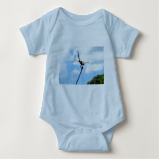 Dragonfly ~ Prepare for Take-off Baby Bodysuit