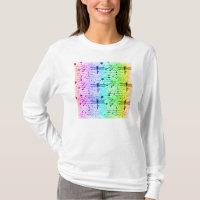 Dragonfly rainbow Shirt