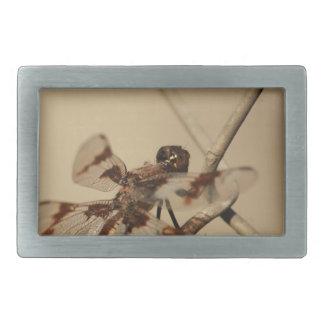 Dragonfly Rectangular Belt Buckle