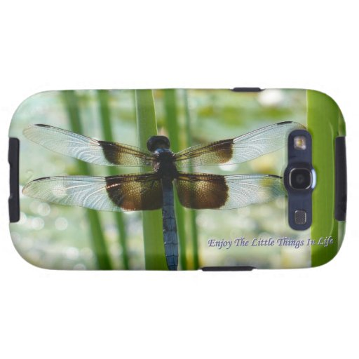 Dragonfly Samsung Galaxy S Case-Mate Case Galaxy SIII Covers