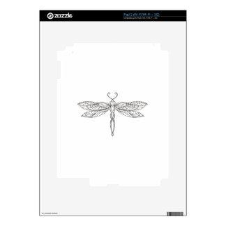 DRAGONFLY iPad 2 SKIN