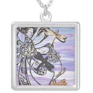 Dragonfly Sky Necklace
