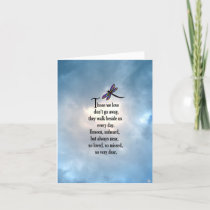 """Dragonfly """"So Loved"""" Card"""