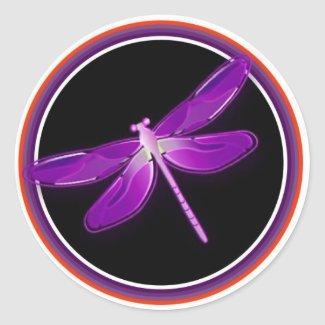 dragonfly stickers sticker