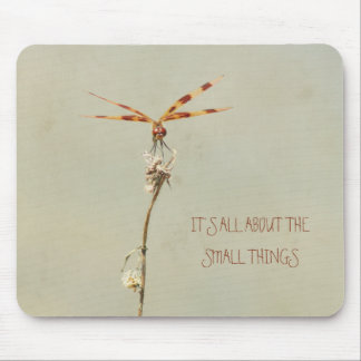 Dragonfly Summer Mouse Pad
