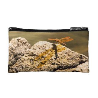 Dragonfly Sun Bathing Makeup Bag