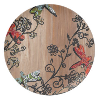 Dragonfly Wall Plate
