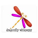 Dragonfly Whisperer Postcard