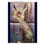 Dragonfly - Wilhelm Kotarbinski Greeting Card