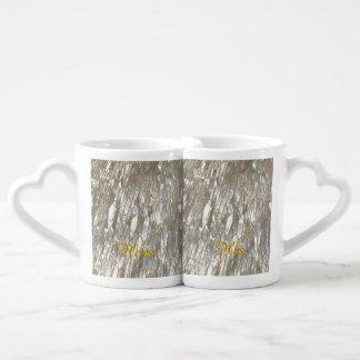 Dragonfly Wing Coffee Mug Set