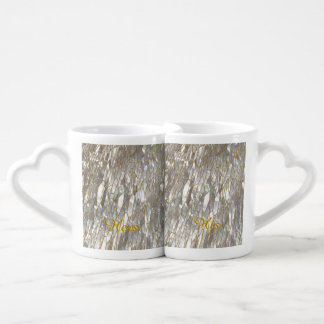 Dragonfly Wing Couples Coffee Mug
