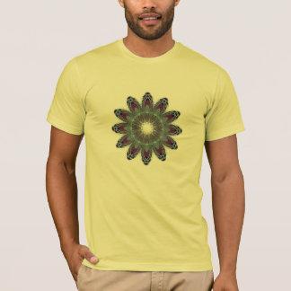 Dragonfly Wings Mandala T-Shirt
