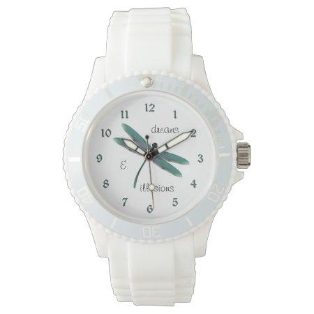 Dragonfly Wristwatch