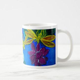 Dragonflys Coffee Mugs