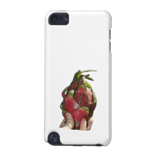 Dragonfruit held in fingers photo iPod touch 5G cover