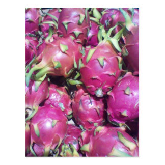 Dragonfruit postcard