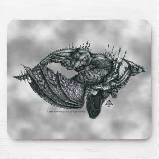 Dragongiant Mousepad Tapetes De Raton