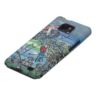 Dragongly Jewels 2 Samsung Galaxy S Case