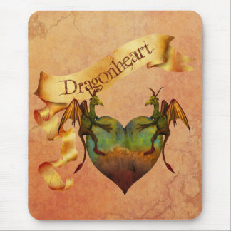 Dragonheart Mouse Pad