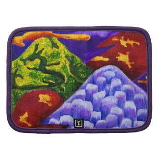 Dragonland - Green Dragons & Blue Ice Mountains Planners