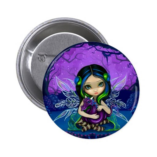 """Dragonling botón del jardín II"""
