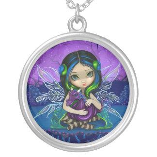 Dragonling Garden 2 NECKLACE dragon fairy